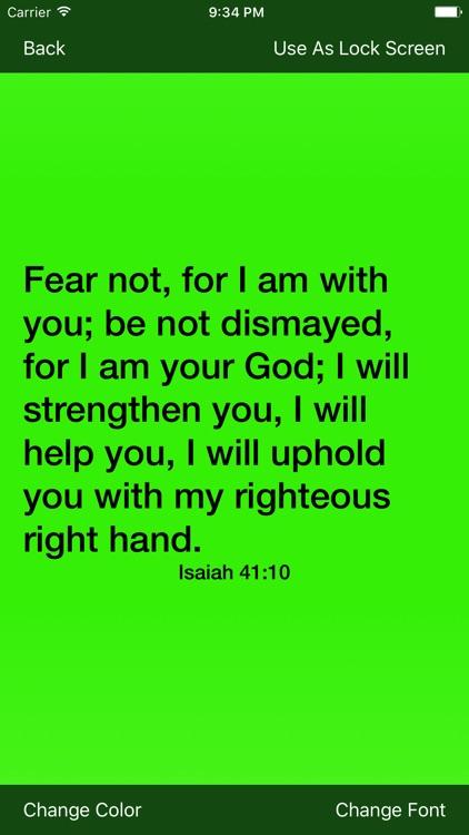 Fighter Verses - memorize bible verses screenshot-3