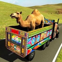 Eid Qurbani Animal Cargo Truck