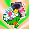 Katze Stickers: Cutie Sima