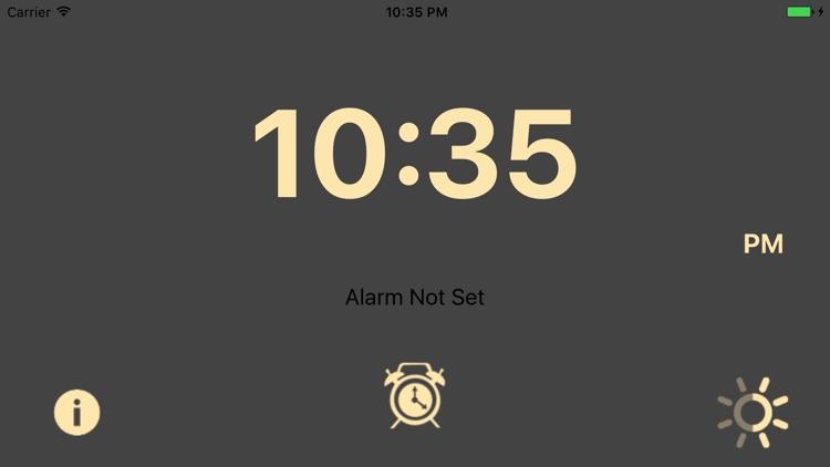Light Awake Alarm Clock screenshot-4