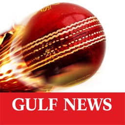 Gulf News Cricket Tracker