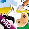 eralapps - Farm Animals: Learn&Colour PRO artwork