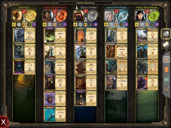 Screenshot #5 for D&D Lords of Waterdeep