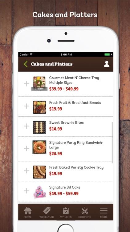 Save Mart Supermarkets screenshot-3