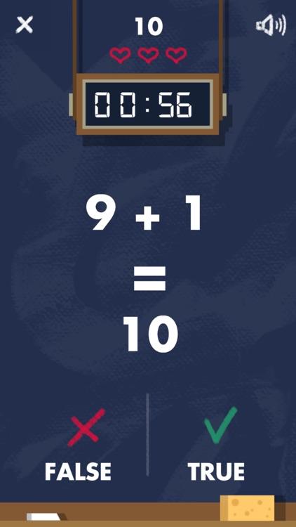 Math Games PRO screenshot-3