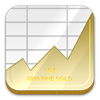 GoldSpy Gold & Precious Medals - StockSpy Apps Inc. Cover Art