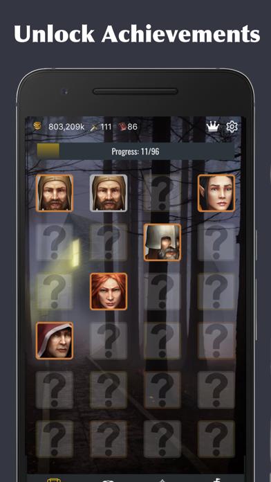 Idle Legends screenshot two