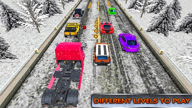 Real Traffic Racer 3D screenshot-2