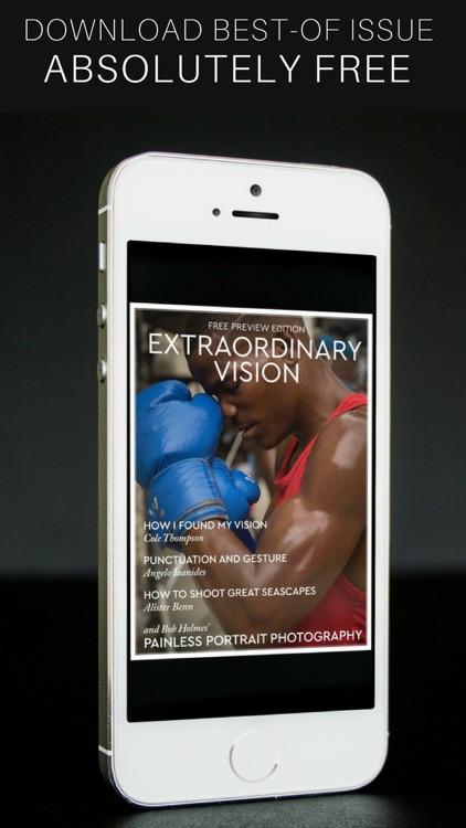 Extraordinary Vision Magazine screenshot-0