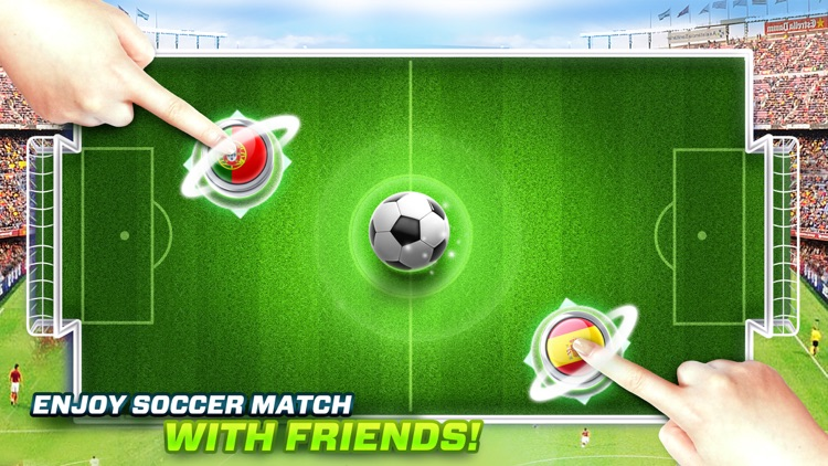 Soccer Mania-Multiplayer Game