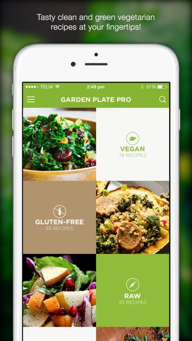 Garden Plate Pro screenshot one