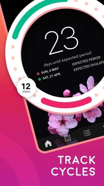 Life - Period Tracker Calendar screenshot-0