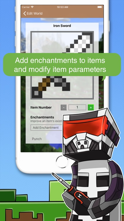 Bot Mods for Minecraft PE screenshot-2