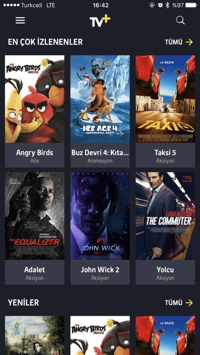 download Turkcell TV+ indir ücretsiz - windows 8 , 7 veya 10 and Mac Download now