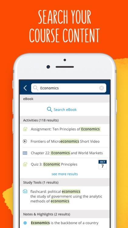 MindTap Mobile screenshot-4