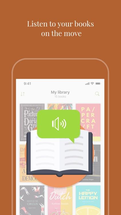 Media365 Book Reader screenshot-5