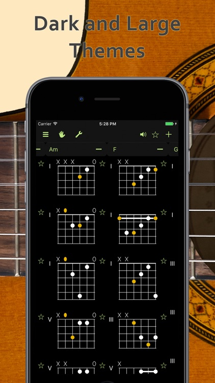 ChordAid: Chord Reference screenshot-4