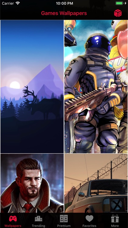 Games Wallpapers