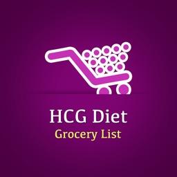 HCG Diet Shopping grocery List