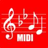 MIDI Partitura