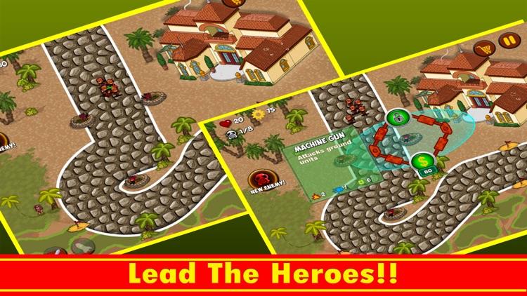 Town Battle Defense