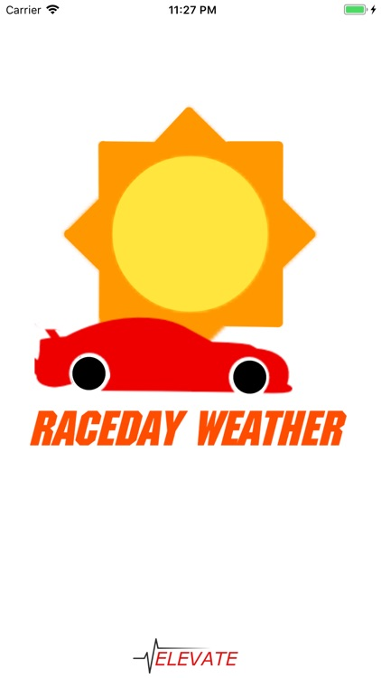 Race Day Weather