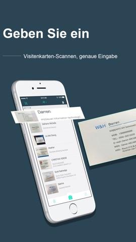 Foxcard Pro Visitenkarten Ocr App Itunes Deutschland