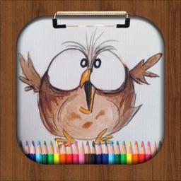Drawing Pad - sketch, drawing