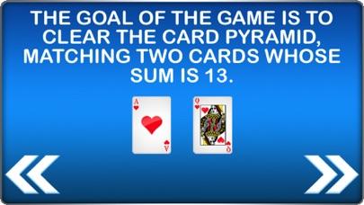 Pyramid Solitaire ® screenshot 1