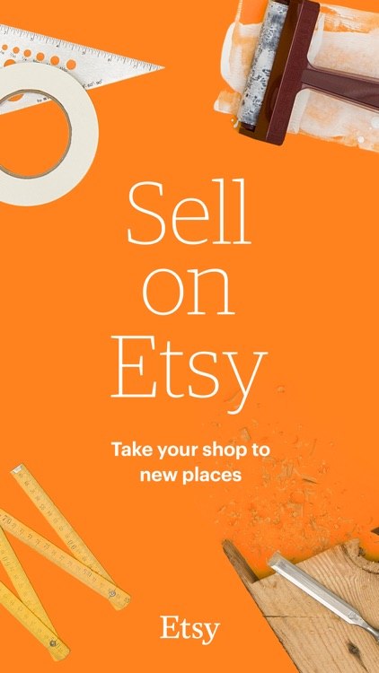 Sell on Etsy: Manage your shop screenshot-0
