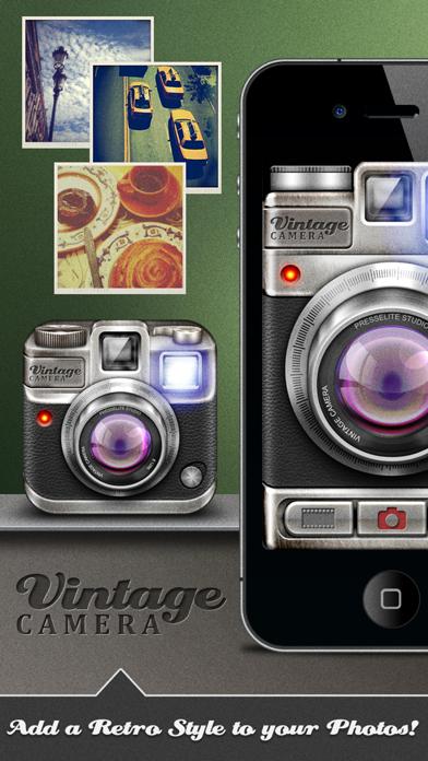 点击获取Vintage Camera