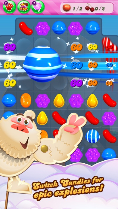 Candy Crush Saga app image