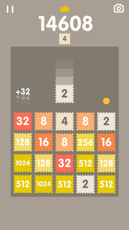 2048 Bricks screenshot-4