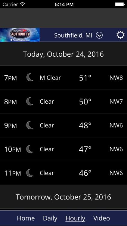 Fox 2 Weather screenshot-3
