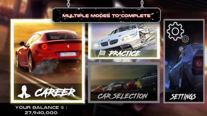 Real Drift Racing - Fast Cars screenshot one