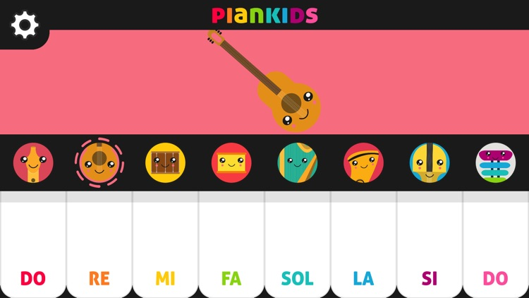 PIankids - Musical Instruments for Kids