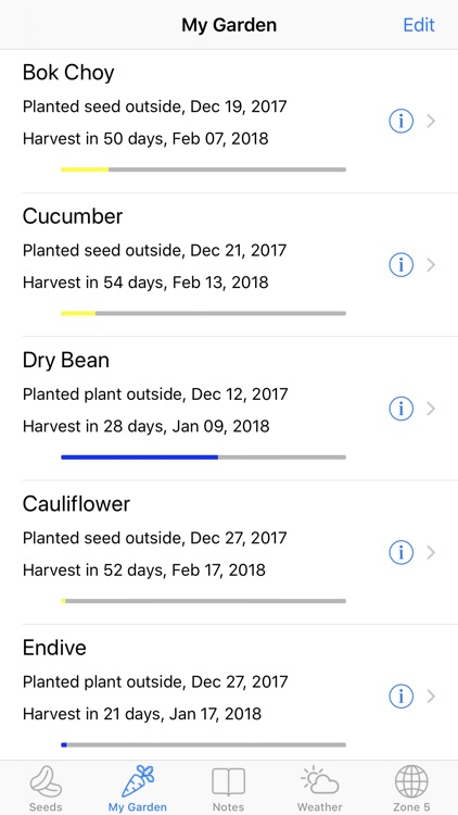 iGarden USA - Gardening Helper screenshot-2