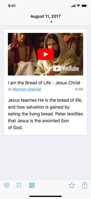 LDS Daily Verse en App Store