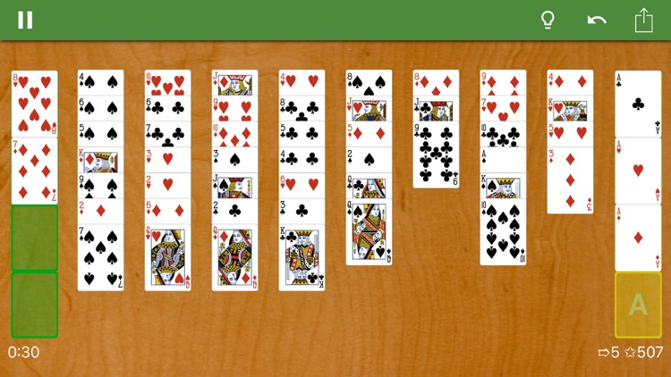 Freecell 2018 screenshot-6