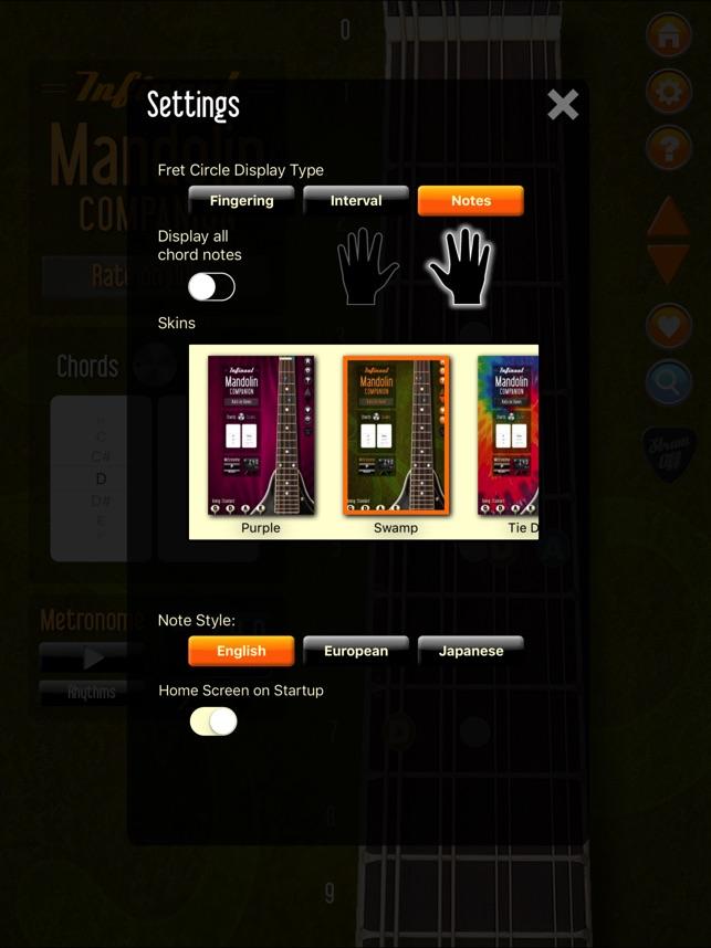 Mandolin Companion On The App Store