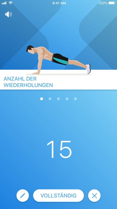 Screenshot for Just 6 Weeks PRO in Switzerland App Store