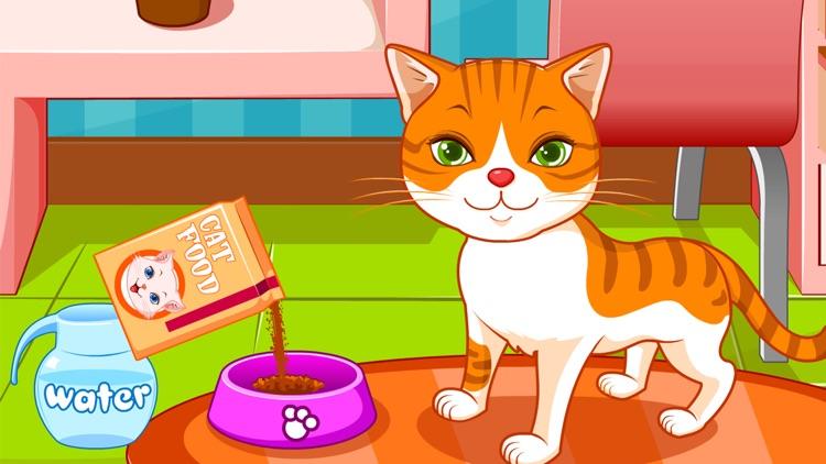 Puppy games & kitty game salon screenshot-6