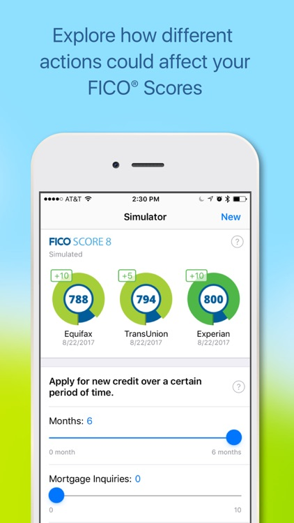 myFICO - Official FICO® Scores screenshot-4