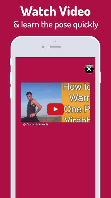 Yoga App - Yoga for Beginners screenshot-4