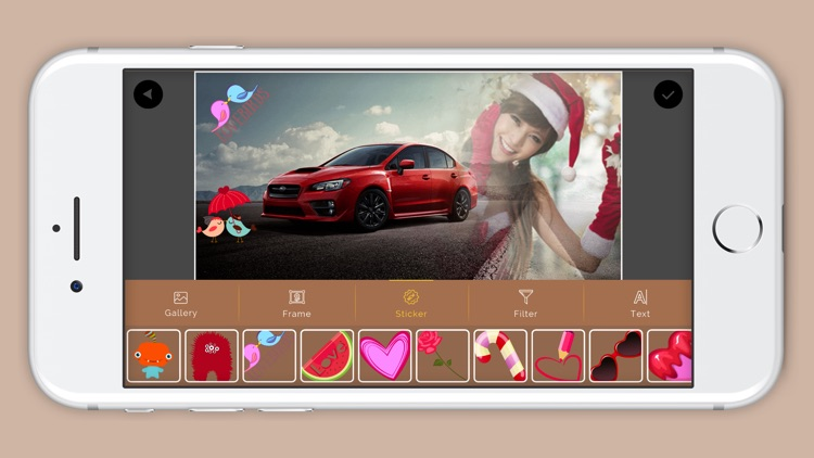 Car Photo Frame New screenshot-4