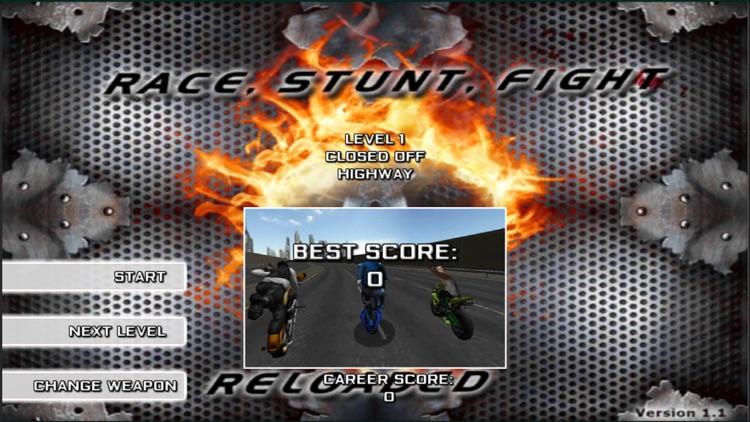 Race,Stunt,Fight,Reloaded!!! screenshot-3