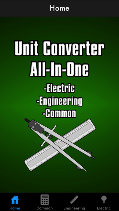Unit Converter All-In-One Eng+ screenshot one