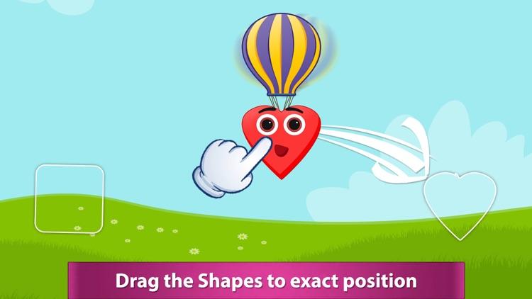 Shape Puzzle Educational Games screenshot-5