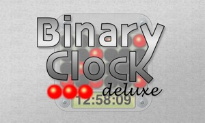 Binary Watch Deluxe