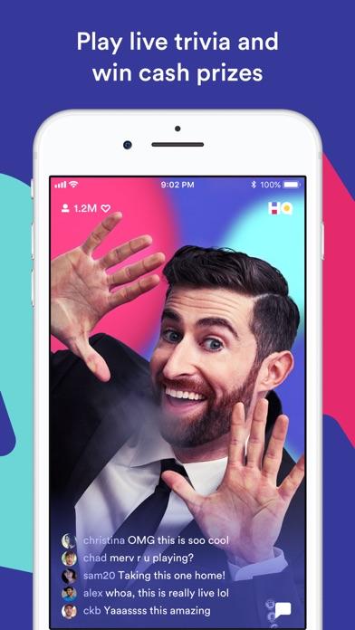 HQ Trivia app image
